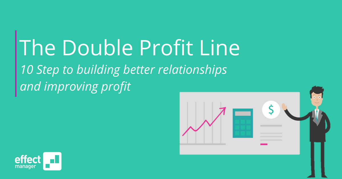 The Double Profit Line - LinkedIn
